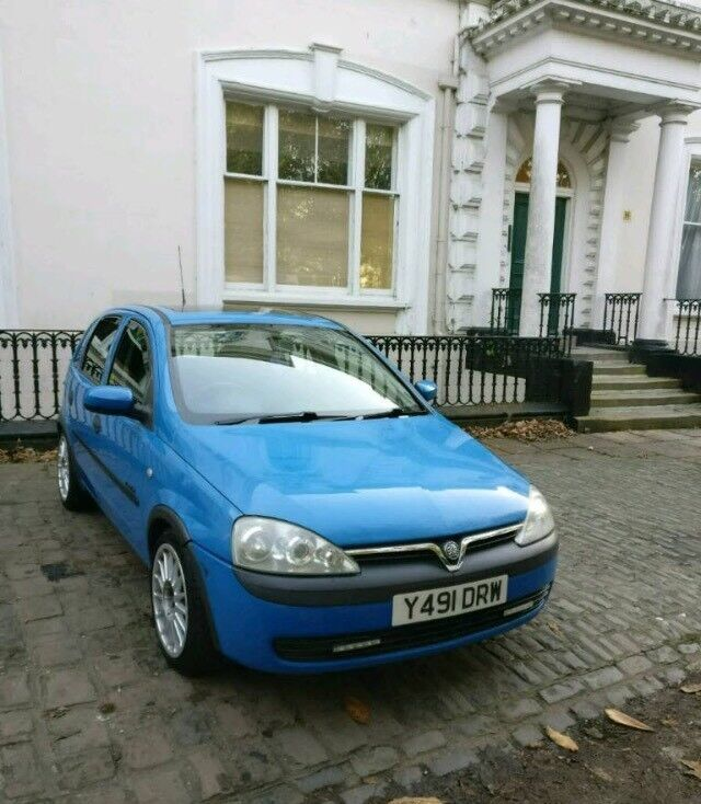 Vauxhall Corsa 1.2 comfort £585 or swap