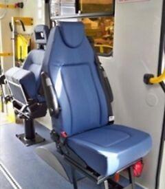 Ambulance Minibus seats Camper