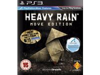 Uncharted2 & Heavy Rain for £5 only