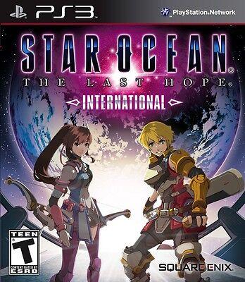 Star Ocean  The Last Hope International   Playstation 3 Game