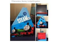 Thomas the tank engine 2 in 1 chalkboard and book case