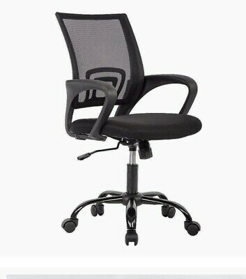 Office Chair Ergonomic Desk Chair Mesh Computer Chair Lumbar Support Modern...