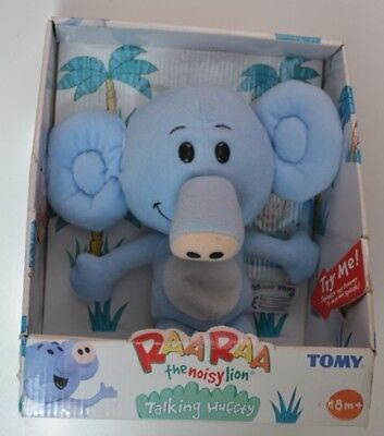 Used, Raa Raa the Noisy Lion Talking Huffy  BNIB VERY RARE  for sale  Shipping to Ireland