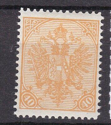 Bosnia Herzeg - 1900 -  Michel 19 A - MH -230 Euro