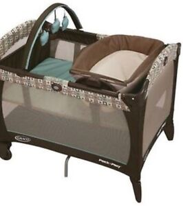 Graco Soho Squares Pack and Play