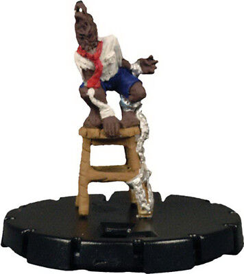 HorrorClix: Wolfboy - 007 [Figure with Card] Freakshow Miniatures HeroClix Compa