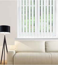 Vertical Blinds Supplied & Fitted from ONLY £35 Per Window
