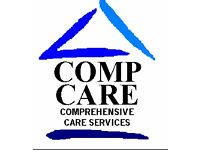 Compcare are now recruiting Care Workers for personal care at home.