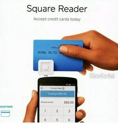 Square Reader Credit Card Reader For Mobile Devices Iphone Ipad Android