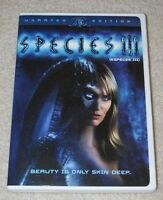 Species 3: Unrated Edition DVD