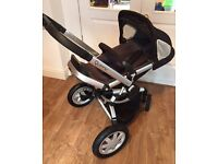 Quinny buzz full 3 in 1 travel system