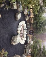 do you want an amazing firepit/entertainment area?