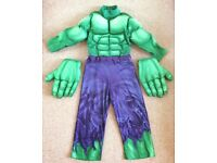 Hulk Dressing Up Outfit