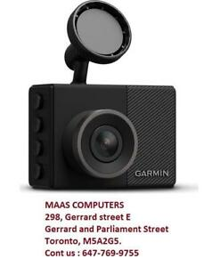 GARMIN Dash Cam 45; Brand New Sealed Pack; Easy to use dash cam for driver alerts ;