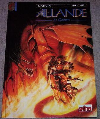 ALLANDE HC # 3/'90-93 SPLITTER