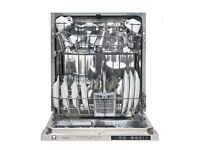 Kenwood full size integrated dishwasher