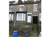 Four bedroom mid terraced house available to rent, Ecclesall Road
