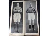 Topical Times Football Cards