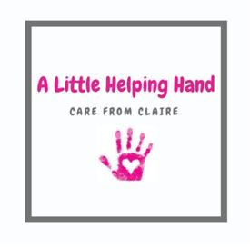 A Little Helping Hand; Childminder/Nanny/Baby Massage Services