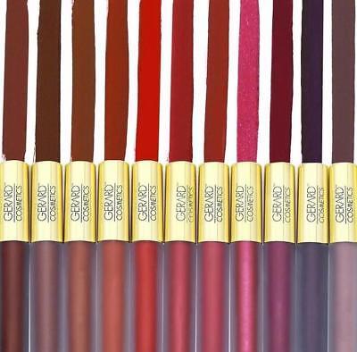 Cosmetics Lip Color (Gerard Cosmetics Lipstick Hydra Matte Metal Matte Liquid Lip Color - Any)