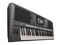 Yamaha psr s970 professional arranger workstation