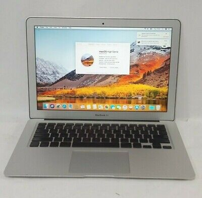 "Apple MacBook Air A1369 (2010) 13"" C2D 1.86 GHz 4 GB 128 GB Warranty"