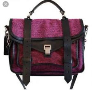Proenza PS1 purse medium Authentic $800