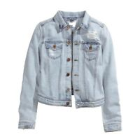 LOST JEAN JACKET AT WHITE BUTTE TRAILS