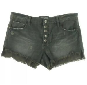 Free People cut off Jean shorts