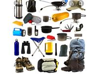 WANTED: Camping gear!