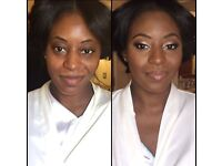 North london based black makeup artist for Prom, Bridal & Special Ocassions