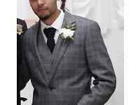 Reiss 3 piece suit