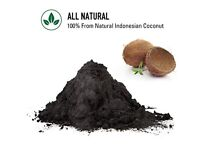 ACTIVATED CHARCOAL 100g MASK MAKING TEETH WHITENING DETOX FREE POSTAGE