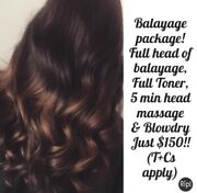 Hairdresser North Brisbane Hair Packages Available