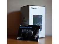 Canon EF 16-35mm f/4L IS USM Lens (Used once, still in warranty)