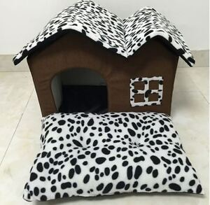 NEW Rabbit Bunny Guinea Pig BED Dog House bed Cat House crate