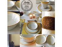 Stunning Loxley Fine China Full Dinner Service