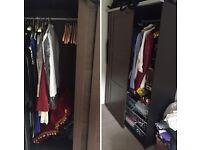 Free Ikea Double Wardrobe