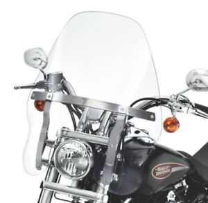 PARE-BRISE TOURING HARLEY  *QUICK RELEASE*