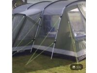 Outwell Montana 6 tent with extras see description
