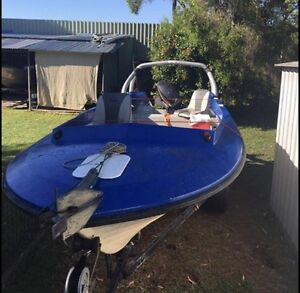 14ft Stebercraft boat Banyo Brisbane North East Preview