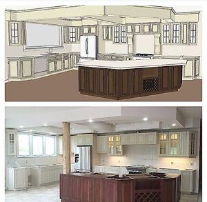 Wholesale kitchen cabinets kijiji free classifieds in for Kitchen cabinets kijiji