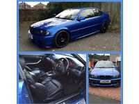 BMW CLUBSPORT 330ci immaculate condition £4,999