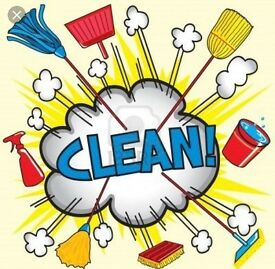 House cleaning in East London