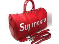 Supreme duffle bag