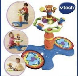 Vtech sit to stand interactive toy