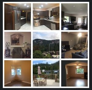 Room for rent for month of September in Squamish (Valley Cliff)