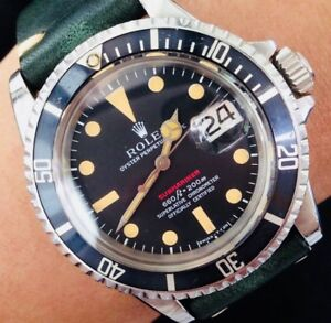 WATCH COLLECTOR PAYS TOP $$$$$ for your ROLEX & TUDOR WATCHES