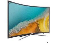 "Samsung 55"" UHD Curve TV"