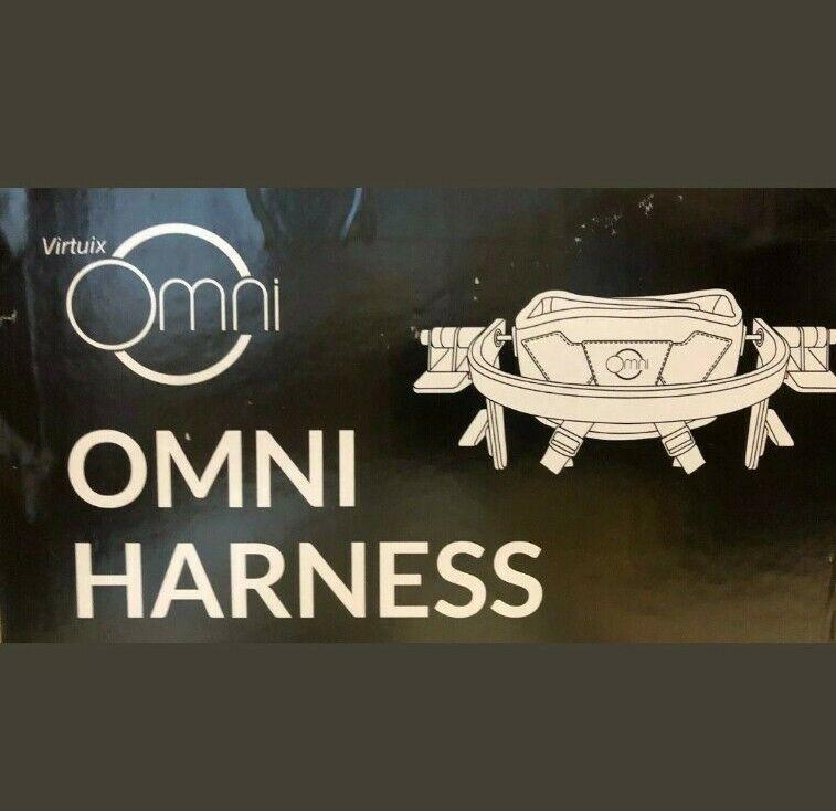 New Vertuix Omni waist Harness belt Size Small / Large
